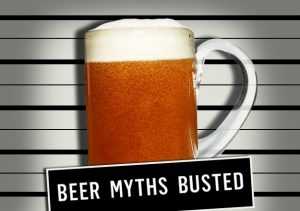 The myth about beer