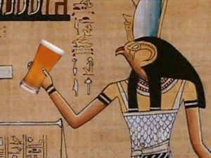 The origin of beer